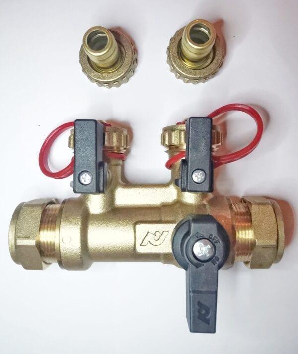 22mm fill and flush valve